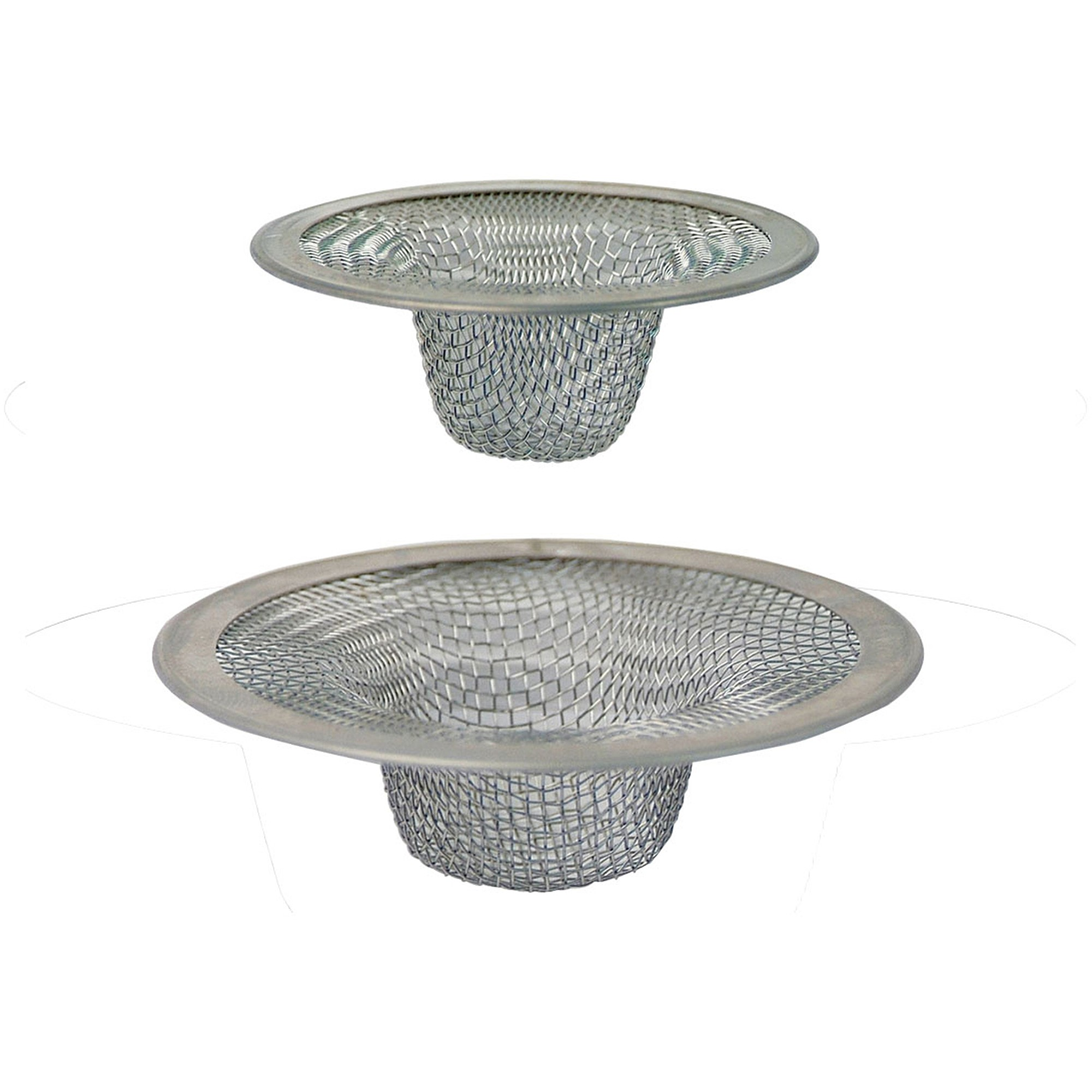 Peerless Mesh Drain Strainer, 2pc by Generic