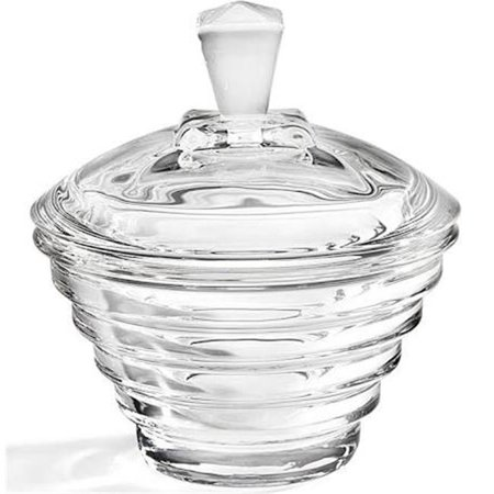 Godinger 44527 Lines Covered Candy Dish