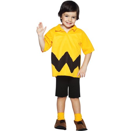 charlie brown kit toddler halloween costume