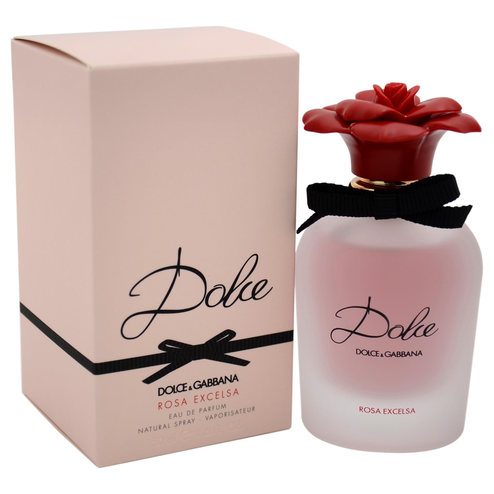 Dolce Rosa Ecelsa by Dolce & Gabbana for Women - 1.6 oz EDP Spray