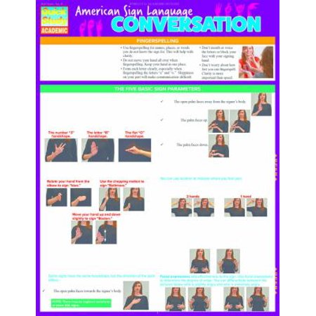 American Sign Language Convers  Fingerspelling