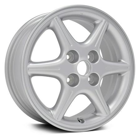 16 Inch 6 Spoke - Aluminum Alloy Wheel Rim 16 Inch Fits 2000-2001 Nissan Altima OEM 4-114.3mm 6 Spoke