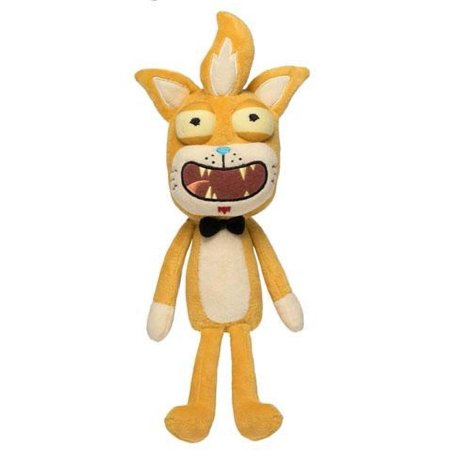 """Rick and Morty 8"""" Funko Galactic Plushies: Squanchy - image 1 de 1"""
