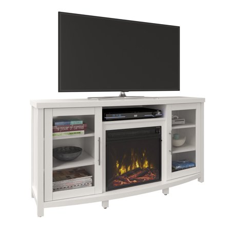 - Sea Meadow White TV Stand for TVs up to 60