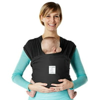 Baby K'tan Breeze Baby Carrier Charcoal