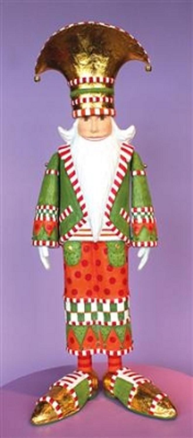 Patience Brewster Krinkles Nutcracker Christmas Figure from Nutcracker Ballet