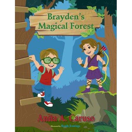 Brayden's Magical Forest : Book 3 in the Brayden's Magical Journey Series