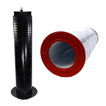Pentair Clean Clear Pool Filter Center Core 150 200sqft W Pleatco Pap200