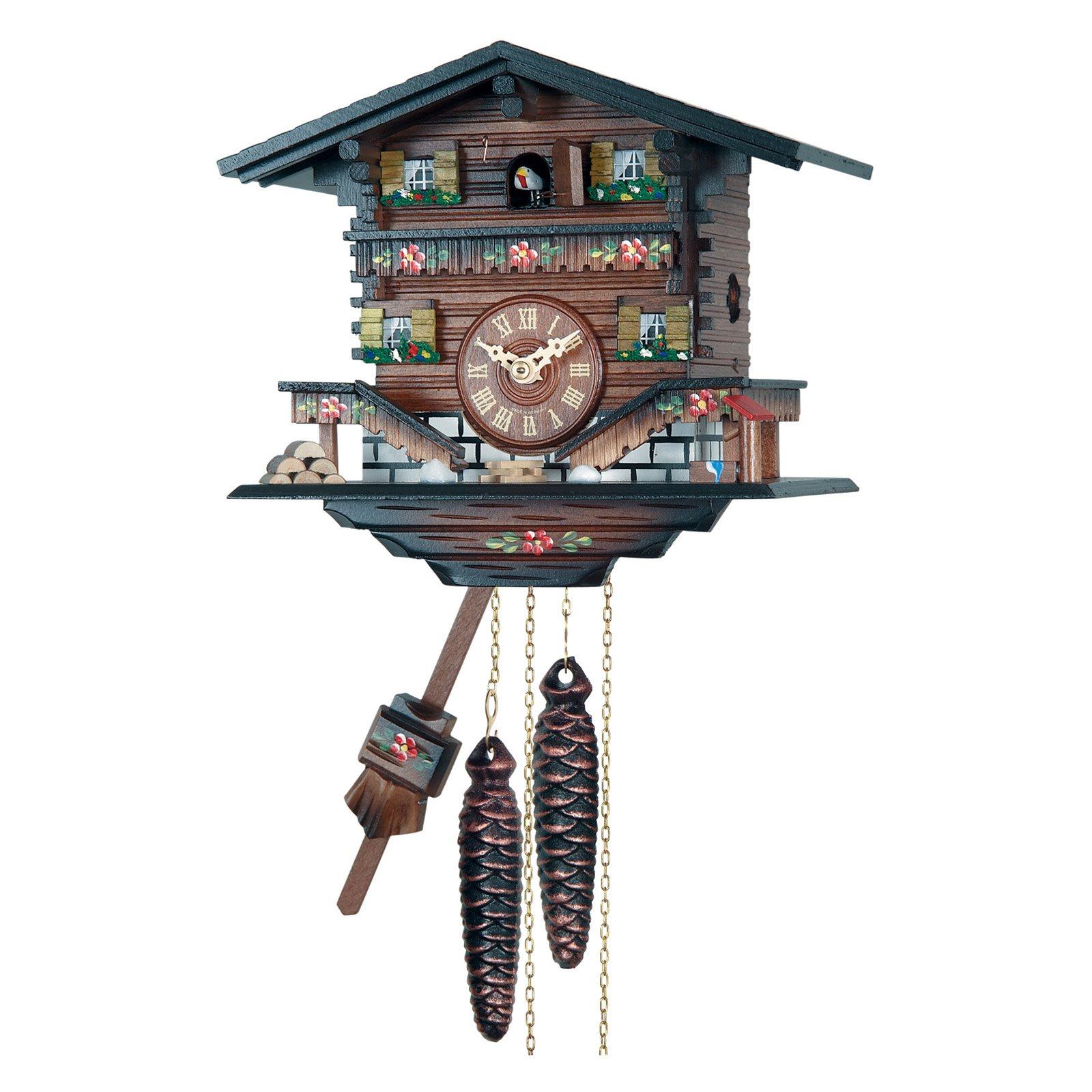 Black Forest Chalet Cuckoo Clock by Alexander Taron