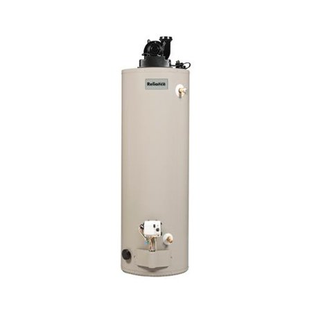 Reliance Water Heater 6 40 HRVIT Power Vent Water Heater, LP Gas, 40-Gals. - Quantity