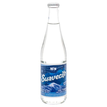New 378544  Suavecito Mineral Water 12 Oz Natural (24-Pack) Bottle Soda Cheap Wholesale Discount Bulk Beverages Bottle Soda](Cheap 70s Outfits)