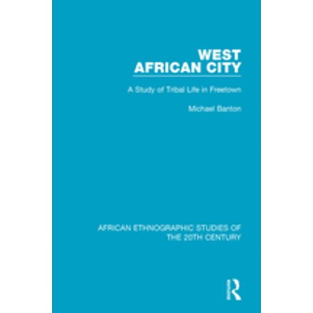 West African City - eBook