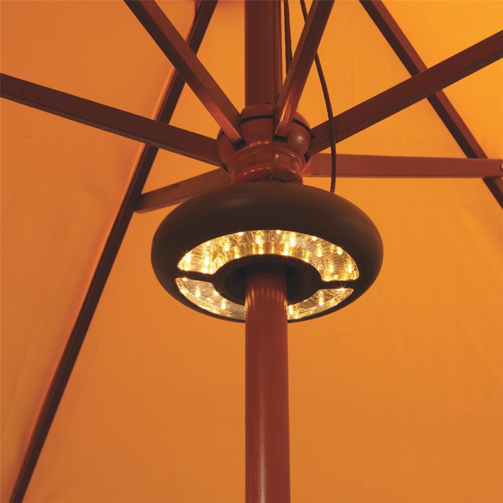 "Gerson/Yantian 8"" LED Umbrella Light 2201470"