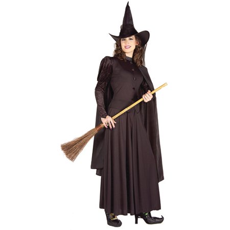 Classic Witch Adult Halloween - Cute Halloween Witch Clipart