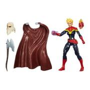 Marvel Legends Infinite Series Maidens of Might Figure Captain Marvel
