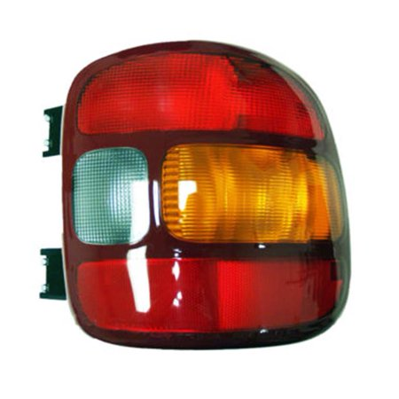 07 Chevrolet Silverado 1500 Light - NEW RIGHT TAIL LIGHT FITS CHEVROLET SILVERADO 1500 STEPSIDE BED 1999-03 15224276 19169013 GM2801136