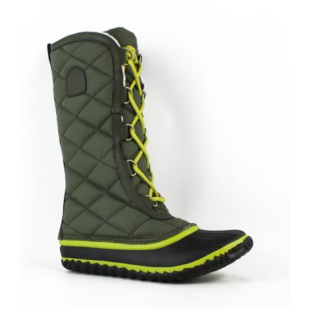 a36979e2c90 Sorel Womens Out N About Closed Toe Knee High Cold Weather Boots