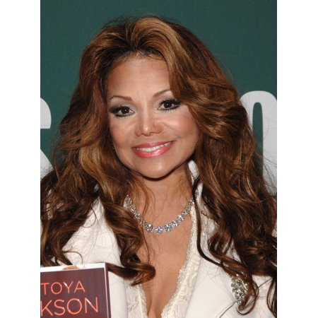 La Toya Jackson At In-Store Appearance For Latoya Jackson Starting Over Book Signing Barnes And Noble Book Store At The Grove Los Angeles Ca June 28 2011 Photo By Michael (The Grove La Stores)