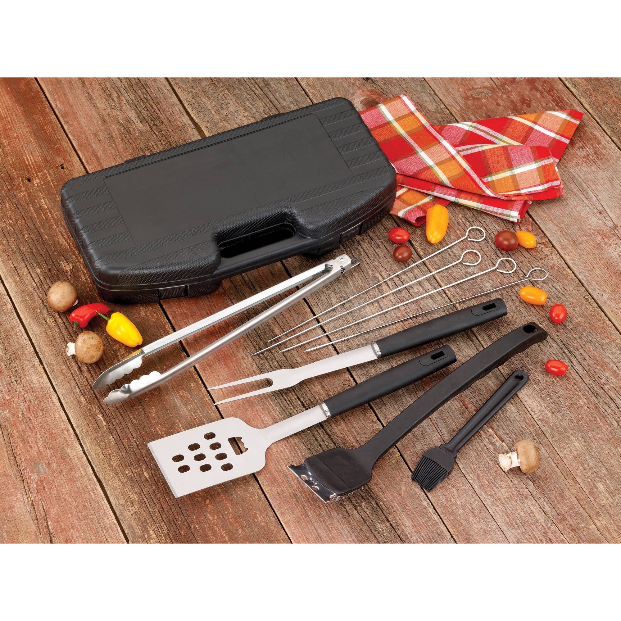 Backyard Grill 10-Piece Tool Set