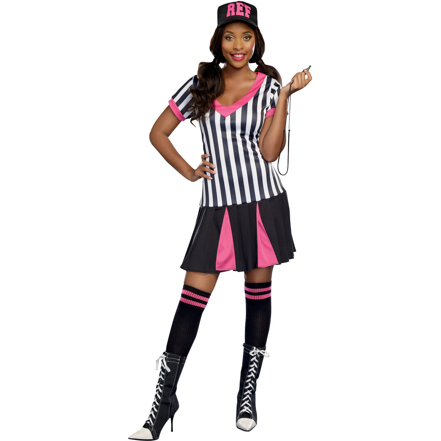 Half-Time Hottie Women's Halloween Dress Up / Role Play Costume