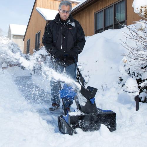 Snow Joe Ion18sb Hyb Hybrid Single Stage Er 18 Inch 40 Volt 13 5 Amp Brushless