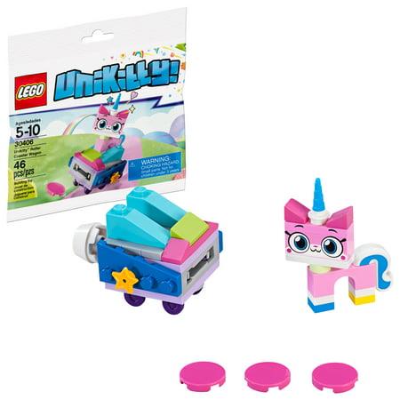 LEGO Recruitment Bags Unikitty™ Roller Coaster Wagon 30406](Minecraft Halloween Roller Coaster)