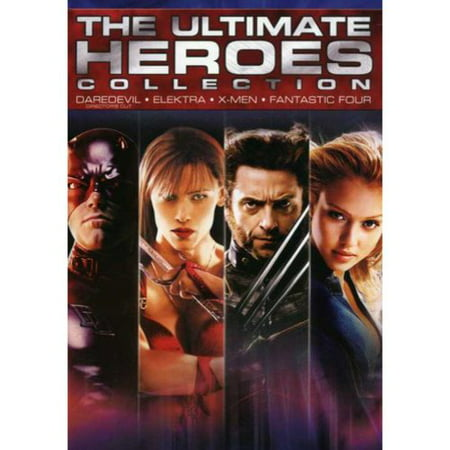 Ultimate Heroes Collection (Widescreen)](Jennifer Garner And Ben Affleck Halloween)