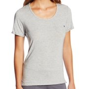 Tommy Hilfiger NEW Heather Gray Scoop Neck Women's Size Medium M Sleepshirt
