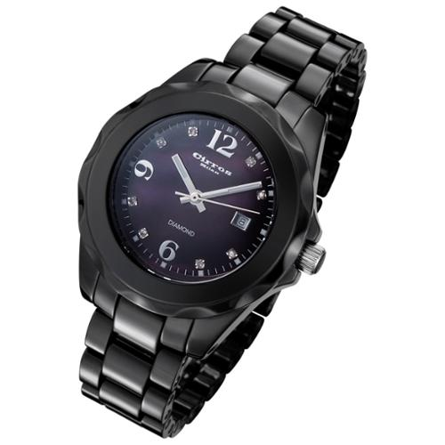 rougois cirros milan s black ceramic with