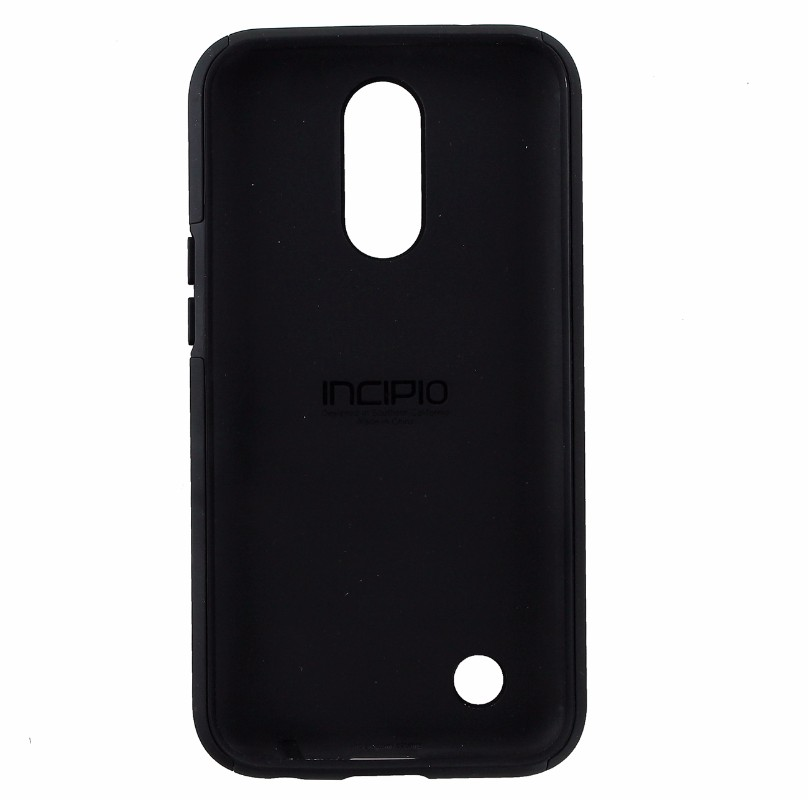 Incipio DualPro Series Case for LG K20 / K20v / K20 Plus / Harmony - Matte Black - image 1 of 2