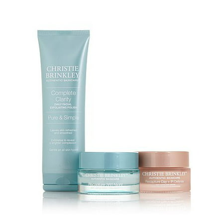 Christie Brinkley ~ Christie's Regimen ~ 3 Piece Age-defying Skincare