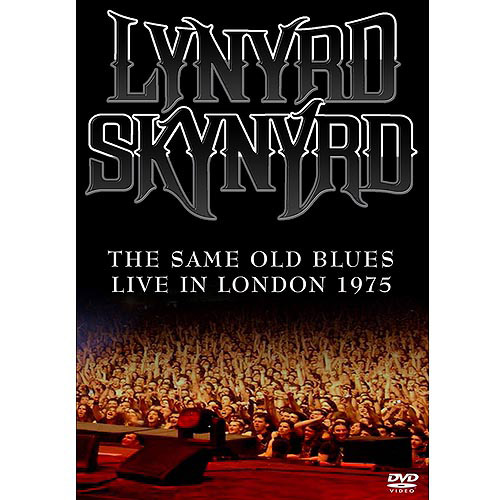 The Same Old Blues: Live in London 1975 (Music DVD)