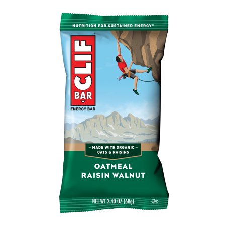 CLIF Bar® Oatmeal Raisin Walnut Energy Bars 12-2.4 oz.