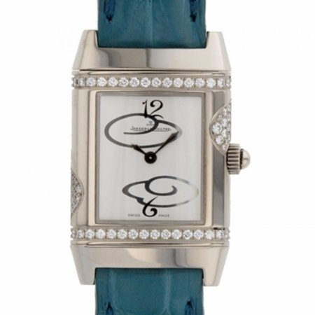Jaeger Lecoultre Reverso Q2653409 Gold Women Watch (Certified (Jaeger Lecoultre Ladies)
