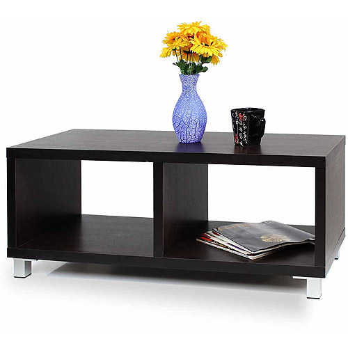 Nihon Dual-Function Contemporary TV Stand/Coffee Table, Multiple Colors