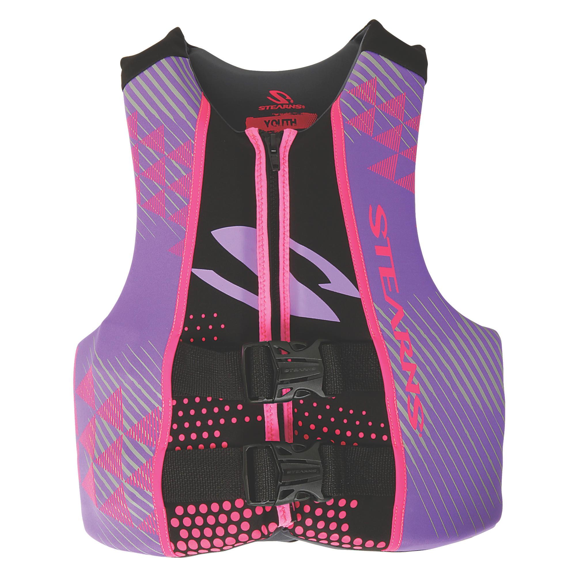 Stearns® Youth Hydroprene™ Vest- Purple