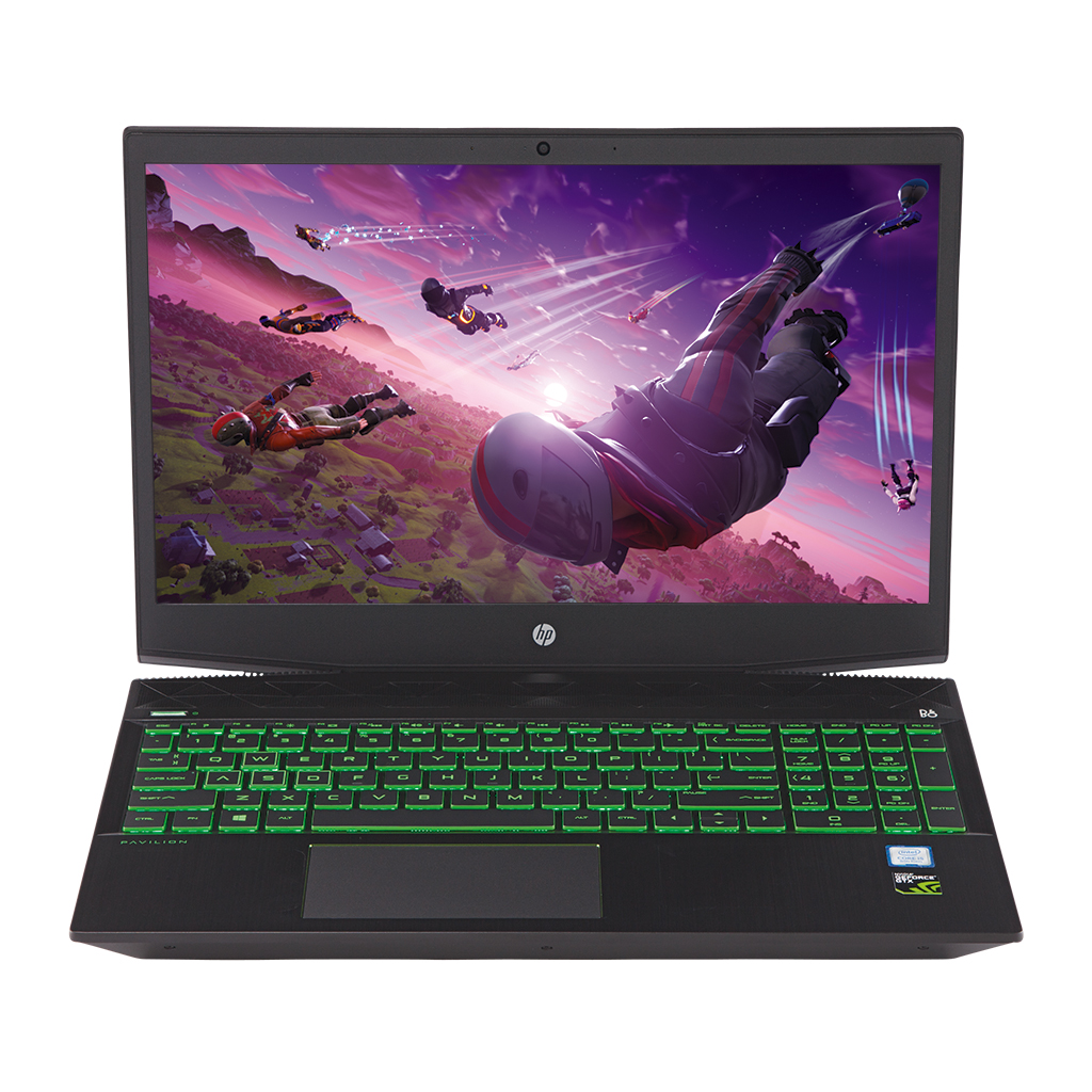 "HP Pavilion Gaming Laptop 15.6"" Full HD, Intel Core i5-8300H, NVIDIA GeForce GTX 1050 Ti Graphics, 1TB HDD, 8GB SDRAM, 15-cx0056wm"