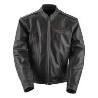 Black Brand Compression Jacket (Black, XXX-Large)