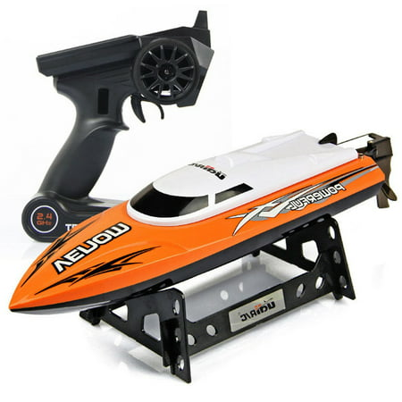 Udirc Venom 2.4GHz High Speed Remote Control Electric Boat (Best Remote Control Boat For Pools)