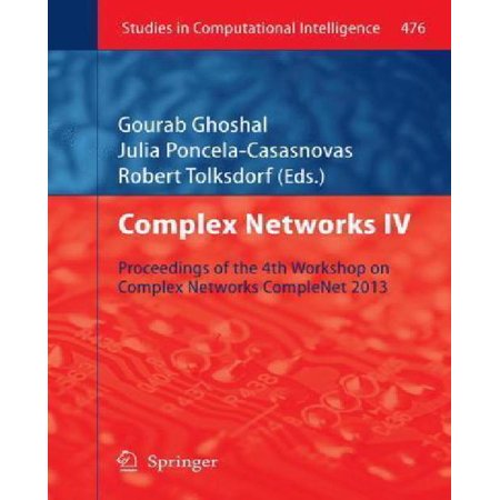 Complex Networks IV - image 1 of 1