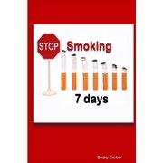 Stop Smoking 7days (Paperback)