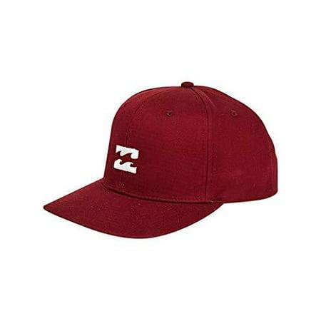 Mens Billabong (Blood) All Day Snapback Hat ()