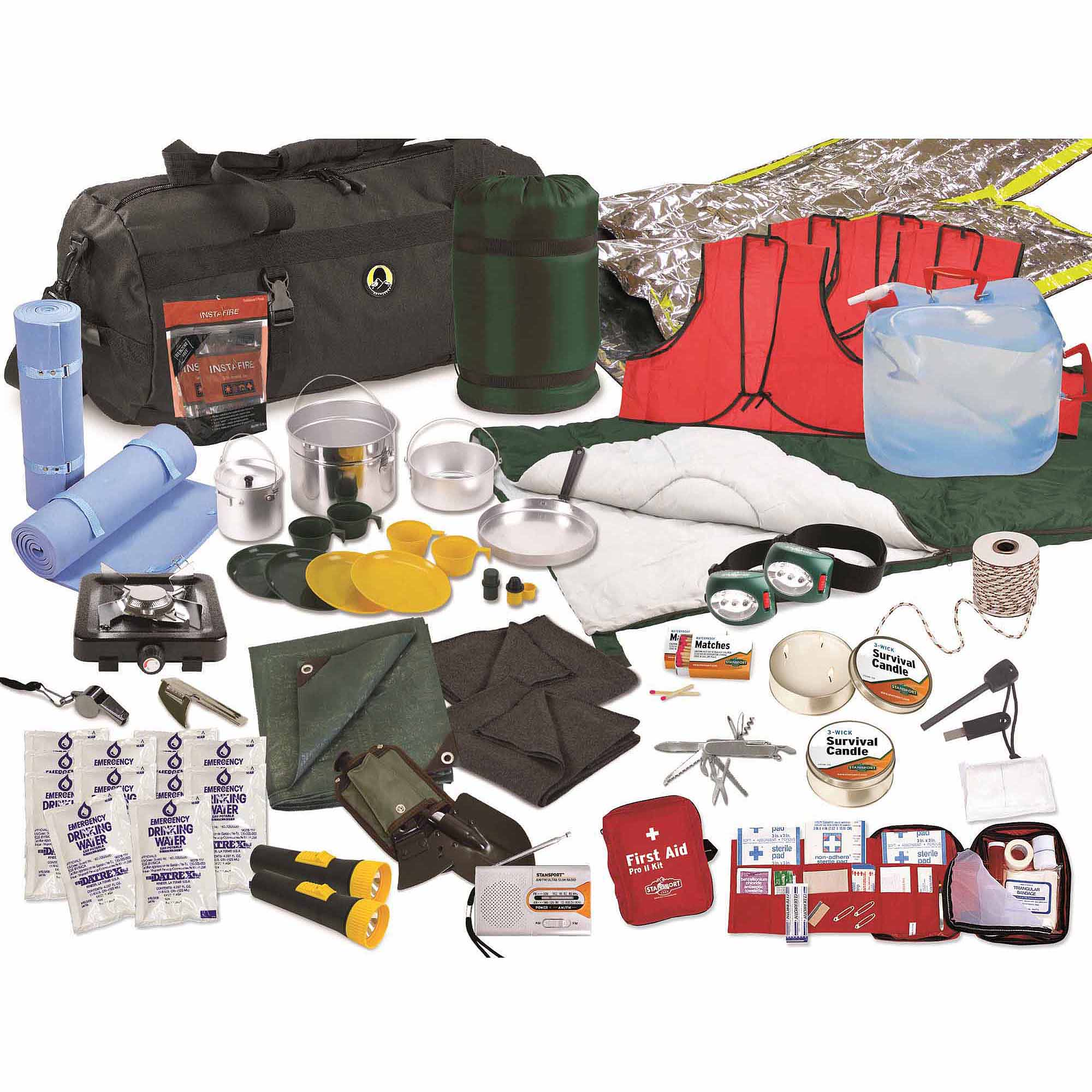 Emergency Family Prep Kit II by Stansport