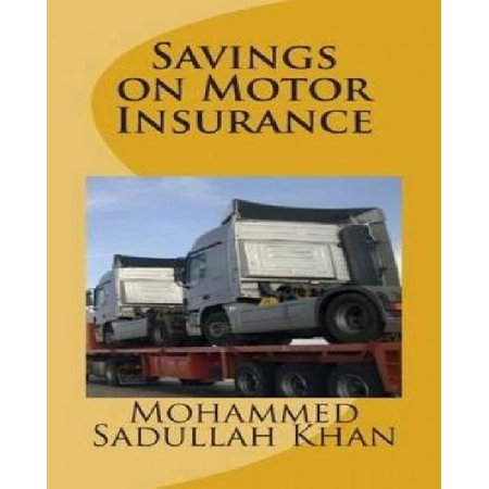 Savings On Motor Insurance