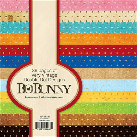 Bo Bunny Double Dot Paper Pad for $<!---->