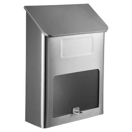 QualArc Metros Non-Locking Mailbox with Window ()