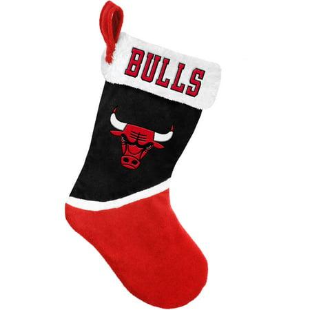Forever Collectibles NBA 2015 Basic Stocking, Chicago Bulls
