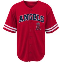 Youth Red Los Angeles Angels Team Jersey
