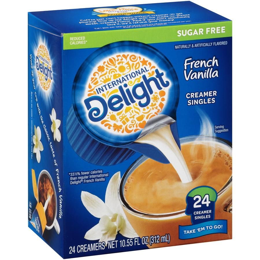 Sugar Free French Vanilla Creamers