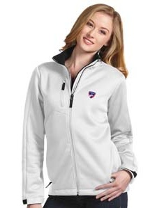 FC Dallas Womens Traverse Jacket (Color: White) by